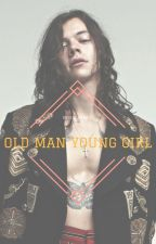 Old Man Young Girl - Harry Styles  by OfSandy