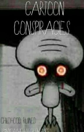 Cartoon Conspiracy Theories Subliminal Messaging Wattpad