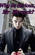 Why So Serious,  Mr. Biersack? // a.b au by undressthe-mikey