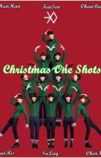 Christmas One Shot by MoonlightPearl