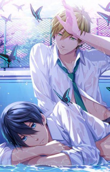 Makoto x Reader x Haruka- Ingénue in Love