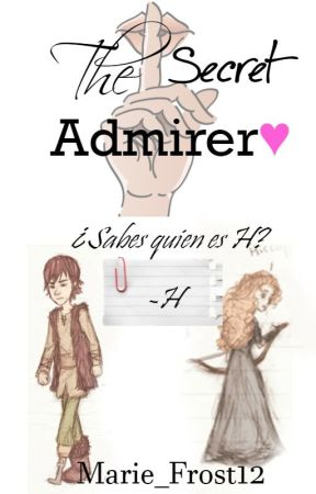 The Secret Admirer  [Mericcup Actual] by Marie_Frost12