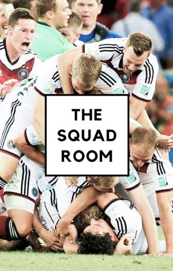 The Squad Room | dfb short story