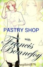Pastry Shop (France x Reader) by turkeysmirkey