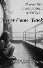 Never Come Back by YanYanLava