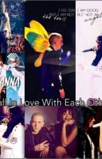 Falling In  Love With Each Other (Eminem and Rihanna Fan-Fiction) by Marshanna10