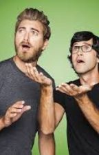 Switching Every Week (Rhett and Link) by GoodMythicalFan