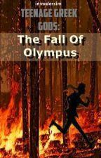 Teenage Greek gods: The Fall of Olympus Book III by invadersim