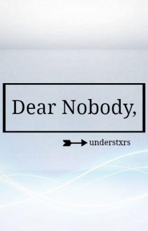 dear nobody, by avalanche