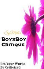SyMole's BoyxBoy Critique by SyMole