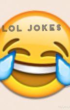 Lol jokes by OscarNorth