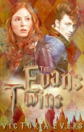 The Evans Twins {James Potter love story} by ElysiaDouglas