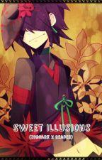 Sweet Illusions (Zoroark x Reader) by LuxxKat
