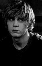 Tate Langdon's little sister (AHS) by rhoodinneverland