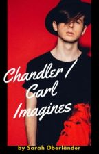 Carl Grimes|Chandler Riggs Imagines ♥ by Alaskas_Ice