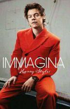 Immagina su Harry Styles by InHarrys_Hugs