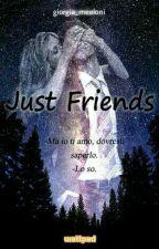 Just Friends by _-Warrior-_