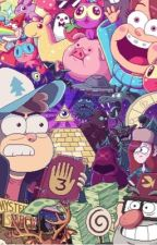 Gravity Falls Quotes by macaroni_wizard