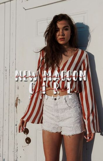 new magcon girl ✧ magcon