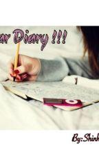 Dear Diary! by shinhyokyung