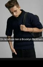 On ne refuse rien à Brooklyn Beckham by LouaneBeckham