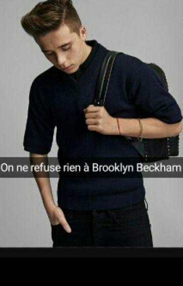 On ne refuse rien à Brooklyn Beckham