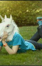 Apenas palavras de um unicornio by bibiiyz