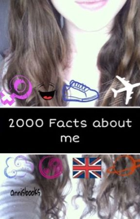 2000. Facts about me by annisbooks