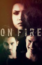 On Fire by IamWolfian