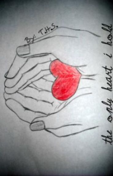the only heart i hold.(on hold)