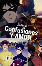 Confusiones y Amor. by Brithanie
