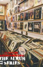 the album series by llamaluke