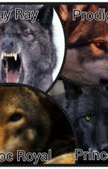 Werewolves vs. Vampires(a mindless behavior story)