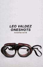 Leo Valdez One-Shots by -tessblack-