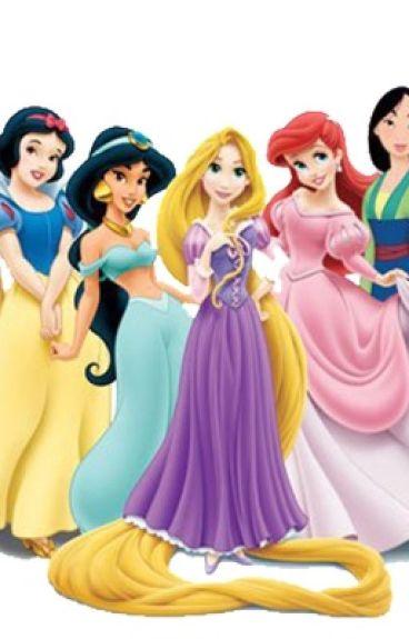 Disney Princesses (not for kids)