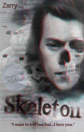 skeleton | Zarry by sinisterhybrid