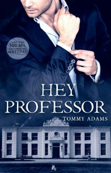 Hey, Professor? (Romance Gay)   Degustação