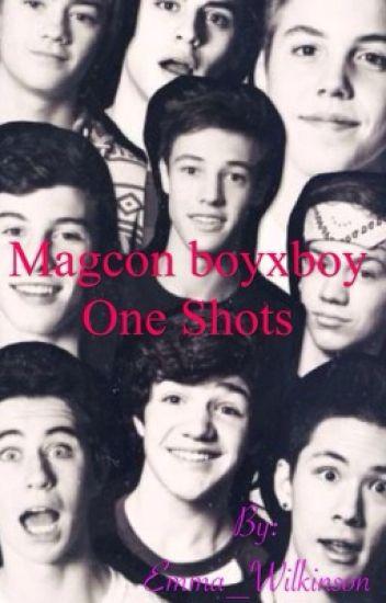 One Shots •Magcon boyxboy•