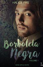 Borboleta Negra by Halice