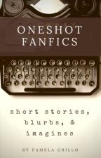 Short Stories/Blurbs by PamelaGrillo