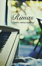 Rimas (entre otros versos) by Juapaulozzi