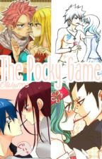 The Pocky Game (Fairy Tail) [Edited] ||✔️ by Otaku1703