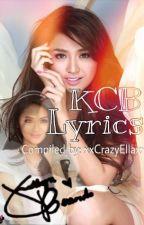 ✖️ KCB Lyrics ✖️ by clumsyellax