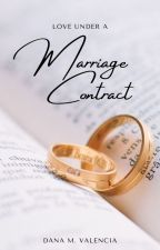 Marriage Contract by DMVO_2