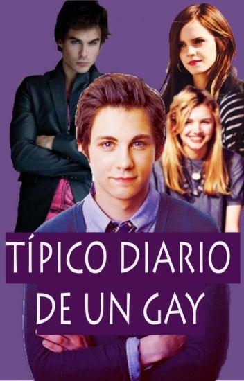 Típico diario de un gay.