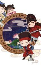 (ĐKPPLNVCV - Tập 5) Hái Hoa Án by Yuntanie