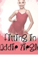 Fitting in|Maddie Ziegler by VLionEmpire15