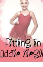 Fitting in Maddie Ziegler by VLionEmpire15
