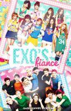 EXO'S FIANCEE [ EXOSHIDAE ] [ Book 2 of CNTCP ] Finished by windeer