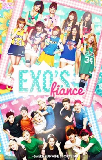 EXO'S FIANCEE [ EXOSHIDAE ] [ Book 2 of CNTCP ] Finished